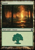 Theros: Forest (248 C)