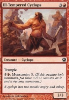 Theros Foil: Ill-Tempered Cyclops