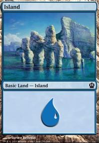 Theros: Island (235 B)