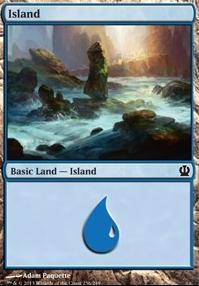 Theros: Island (236 C)