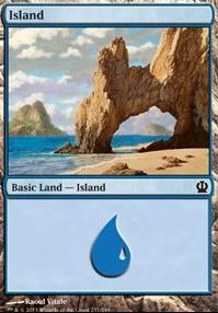 Theros: Island (237 D)