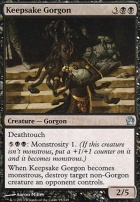 Theros Foil: Keepsake Gorgon