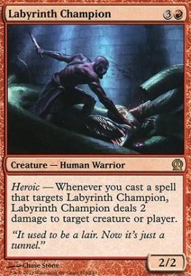 Theros: Labyrinth Champion