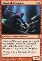 Theros Foil: Labyrinth Champion