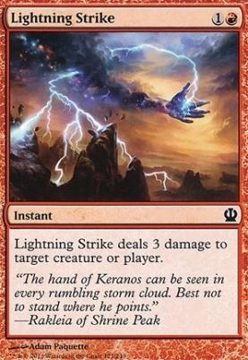 Theros: Lightning Strike