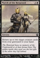 Theros Foil: March of the Returned