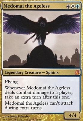 Theros: Medomai the Ageless
