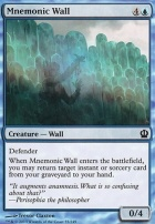 Theros: Mnemonic Wall