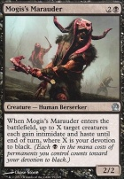 Theros Foil: Mogis's Marauder