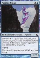 Theros Foil: Nimbus Naiad