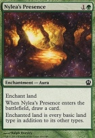 Theros Foil: Nylea's Presence