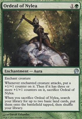 Theros: Ordeal of Nylea