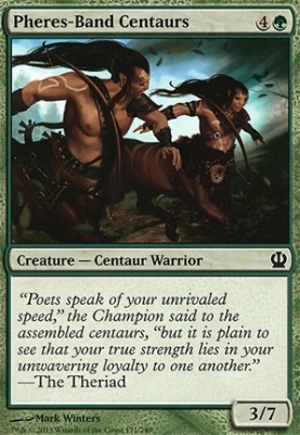 Theros Foil: Pheres-Band Centaurs