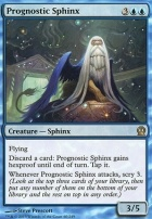 Theros: Prognostic Sphinx