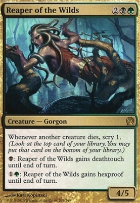 Theros: Reaper of the Wilds