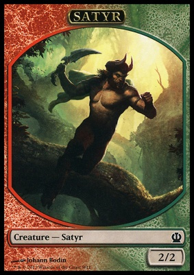 Theros: Satyr Token