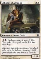 Theros Foil: Scholar of Athreos