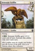 Theros Foil: Setessan Griffin