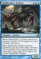 Theros: Shipbreaker Kraken