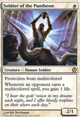 Theros: Soldier of the Pantheon