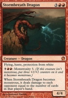 Theros: Stormbreath Dragon
