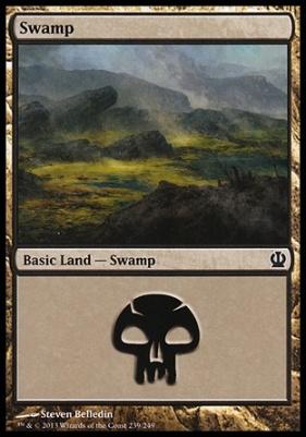Theros: Swamp (239 B)