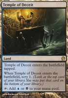 Theros: Temple of Deceit