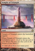 Theros: Temple of Triumph