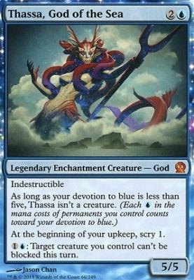 Theros: Thassa, God of the Sea
