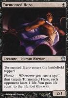 Theros Foil: Tormented Hero