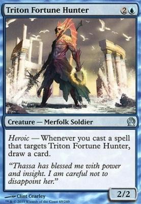 Theros: Triton Fortune Hunter
