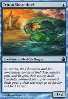 Theros Foil: Triton Shorethief