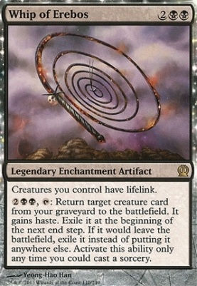 Theros Foil: Whip of Erebos