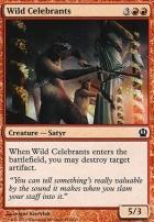 Theros Foil: Wild Celebrants