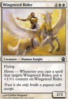 Theros Foil: Wingsteed Rider