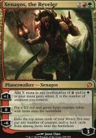 Theros: Xenagos, the Reveler
