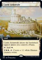 Throne of Eldraine Variants Foil: Castle Ardenvale (Extended Art)