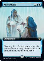Throne of Eldraine Variants: Mirrormade (Extended Art)