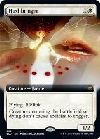 Throne of Eldraine Variants Foil: Hushbringer (Extended Art)