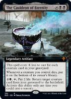 Throne of Eldraine Variants: The Cauldron of Eternity (Extended Art)
