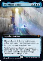 Throne of Eldraine Variants: The Magic Mirror (Extended Art)