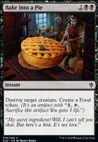 Throne of Eldraine: Bake into a Pie