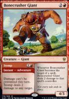 Throne of Eldraine: Bonecrusher Giant