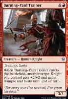 Throne of Eldraine: Burning-Yard Trainer