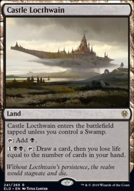 Throne of Eldraine: Castle Locthwain