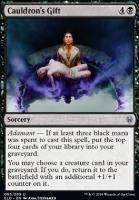 Throne of Eldraine: Cauldron's Gift