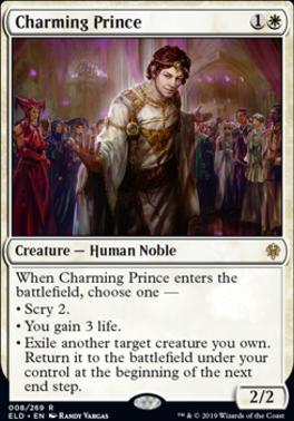 Throne of Eldraine: Charming Prince
