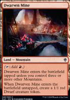 Throne of Eldraine: Dwarven Mine