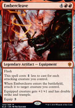 Throne of Eldraine: Embercleave