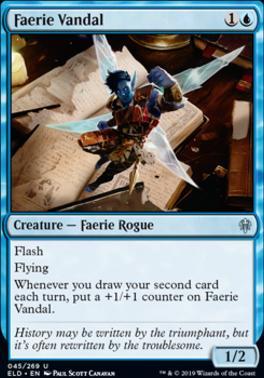 Throne of Eldraine: Faerie Vandal